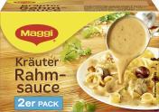 Maggi Kräuter-Rahm Sauce <nobr>(2 x 0,25 l)</nobr> - 7613032581770