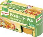 Knorr Bouillon Pur Gemüse <nobr>(6 x 0,50 l)</nobr> - 8712566361458