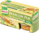 Knorr Bouillon Pur Delikatess <nobr>(6 x 0,50 l)</nobr> - 8712566361564