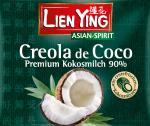 Lien Ying Asian-Spirit Creola de Coco Premium Kokosmilch <nobr>(200 ml)</nobr> - 4