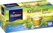 Meßmer Kräuter pur <nobr>(25 x 2 g)</nobr> - 4002221011311