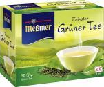 Meßmer Grüner Tee <nobr>(50 x 1,75 g)</nobr> - 4002221009844
