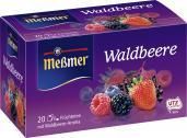 Meßmer Waldbeere <nobr>(20 x 2,50 g)</nobr> - 4001257024715