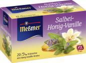 Meßmer Salbei-Honig-Vanille <nobr>(20 x 2 g)</nobr> - 4002221021280