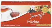 Jeden Tag Früchtetee <nobr>(25 x 3 g)</nobr> - 4306188051909