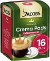 Jacobs Krönung Crema Pads entkoffeiniert <nobr>(105 g)</nobr> - 7622210048448