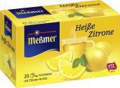 Meßmer Heiße Zitrone <nobr>(20 x 2,75 g)</nobr> - 4002221023994