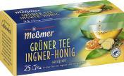 Meßmer Grüner Tee Ingwer-Honig <nobr>(25 x 1,75 g)</nobr> - 4002221023857