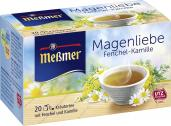 Meßmer Magenliebe Fenchel-Kamille <nobr>(20 x 2 g)</nobr> - 4002221023956