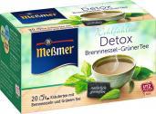 Meßmer Detox Brennnessel Grüner Tee <nobr>(20 x 2 g)</nobr> - 4002221023970