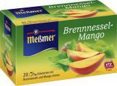 Meßmer Tee Brennnessel-Mango <nobr>(20 x 1,75 g)</nobr> - 4002221025868