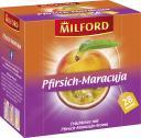 Milford Pfirsich-Maracuja <nobr>(28 x 2,25 g)</nobr> - 4002221026964