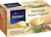 Meßmer Moringa-Mate-Ingwer  <nobr>(20 x 2 g)</nobr> - 4002221028746