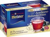 Meßmer Açaibeere-Holunderblüte <nobr>(20 x 2,25 g)</nobr> - 4002221029279