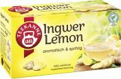 Teekanne Ingwer-Lemon Tee <nobr>(20 x 1,75 g)</nobr> - 4009300008965