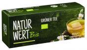 NaturWert Bio Grüner Tee <nobr>(25 x 1,50 g)</nobr> - 4250780320386