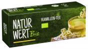 NaturWert Bio Kamillen-Tee <nobr>(25 x 1,50 g)</nobr> - 4250780320324