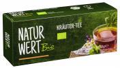 NaturWert Bio Kräuter-Tee <nobr>(25 x 2 g)</nobr> - 4250780320348