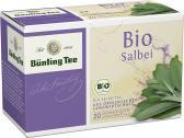 Bünting Tee Bio Salbei <nobr>(20 x 2 g)</nobr> - 4008837223148