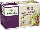 Bünting Bio Ayurvedischer Gewürztee <nobr>(20 x 2 g)</nobr> - 4008837223131
