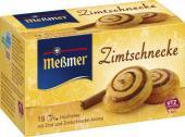 Meßmer Zimtschnecke <nobr>(18 x 2,50 g)</nobr> - 4002221031722