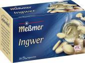 Meßmer Kräutertee Ingwer <nobr>(20 x 2 g)</nobr> - 4002221030299