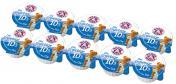 Bärenmarke Die Ergiebige 10 Kondensmilch Portionspackungen <nobr>(10 x 7,50 g)</nobr> - 4005500011279