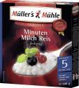 Müller&apos;s Mühle Minuten Milch Reis <nobr>(500 g)</nobr> - 4000286226596
