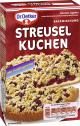Dr. Oetker Streusel Kuchen <nobr>(485 g)</nobr> - 4000521009083