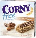 Corny Müsli Riegel Free Nuss-Nougat <nobr>(6 x 20 g)</nobr> - 4011800577810
