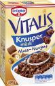 Dr. Oetker Vitalis Knusper Müsli Nuss-Nougat <nobr>(500 g)</nobr> - 4000521017248