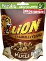Nesté Lion Knusper-Müsli Karamell & Schoko Probierpack <nobr>(85 g)</nobr> - 7613036030861