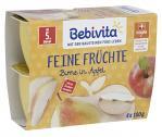 Bebivita Feine Früchte Birne in Apfel <nobr>(4 x 100 g)</nobr> - 4018852008521