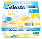 Alete Pudding Vanille <nobr>(4 x 100 g)</nobr> - 4251099609759
