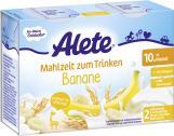 Alete Mahlzeit zum Trinken Banane <nobr>(2 x 200 ml)</nobr> - 4251099604860