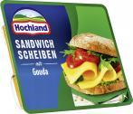 Hochland Sandwich Scheiben mit Gouda  <nobr>(175 g)</nobr> - 4002468113045