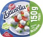 Zott Zottarella Minis mit Basilikum <nobr>(150 g)</nobr> - 4014500030388