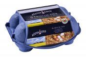 Küstengold Eier Klasse L/M Freilandhaltung <nobr>(6 St.)</nobr> - 4250426203554
