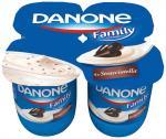 Danone Family Joghurt Stracciatella <nobr>(4 x 125 g)</nobr> - 4009700009005