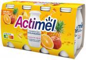 Danone Actimel Multifrucht <nobr>(8 x 100 g)</nobr> - 4009700016751