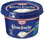 Dr. Oetker Crème fraîche classic (250 g) - 4000521579203