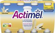 Danone Actimel Vanille <nobr>(8 x 100 g)</nobr> - 4009700020147