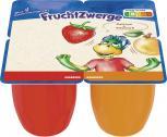 Danone Fruchtzwerge Maxi Erdbeere + Aprikose <nobr>(4 x 100 g)</nobr> - 4009700019585