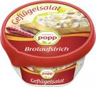 Popp Brotaufstrich Geflügel-Salat <nobr>(150 g)</nobr> - 4045800229264