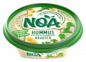 NOA Brotaufstrich Hummus Kräuter <nobr>(175 g)</nobr> - 4058094300021