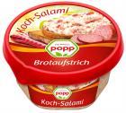 Popp Brotaufstrich Salami <nobr>(150 g)</nobr> - 4045800402216