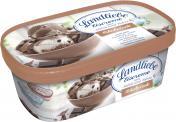 Landliebe Eiscreme Schokolade <nobr>(750 ml)</nobr> - 4007993004486