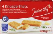 Jeden Tag Knusperfilets im würzigen Backteig <nobr>(400 g)</nobr> - 4306188049838