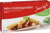 Jeden Tag Mini-Frühlingsrollen mit  frischem Gemüse <nobr>(400 g)</nobr> - 4306188821083
