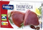 Femeg Thunfisch Medaillons <nobr>(250 g)</nobr> - 4012481518789
